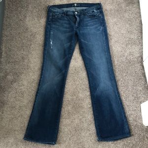 Bootcut 7 for All Mankind Jeans